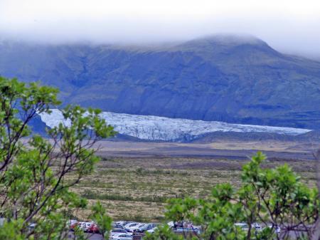 Front du glacier