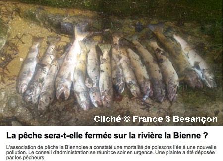 franche-comté,rivières,état des rivières,lacs,état des lacs