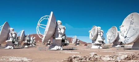 8 Télescopes répartis sur l'ensemble du globe ont été nécessaires pour construire ce cliché-450.jpg