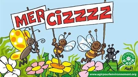 interdiction néonicotinoïdes,abeilles,agir pour l'environnement