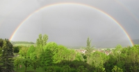 arc-en-ciel,météorologie,iman sadeghi,lorenz-mie