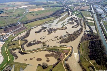 dominique delfino,inondation,zones humides