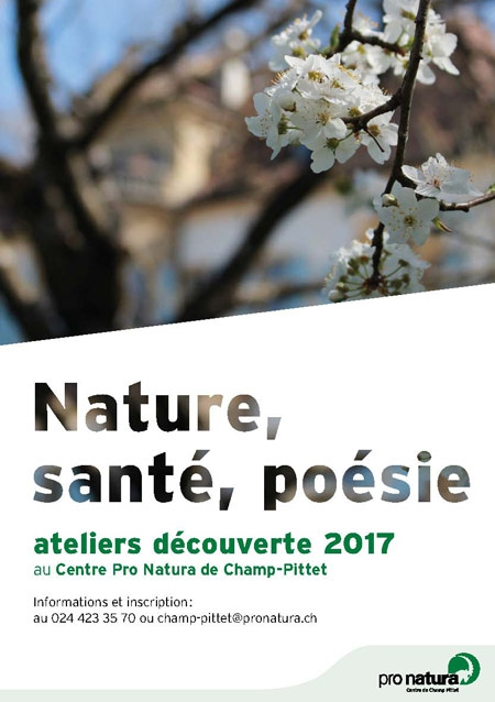 ateliers de jardinage de champ-pittet,pronatura